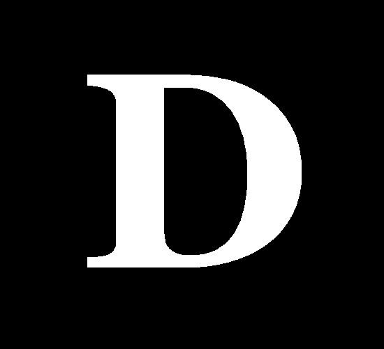 3D Letter D