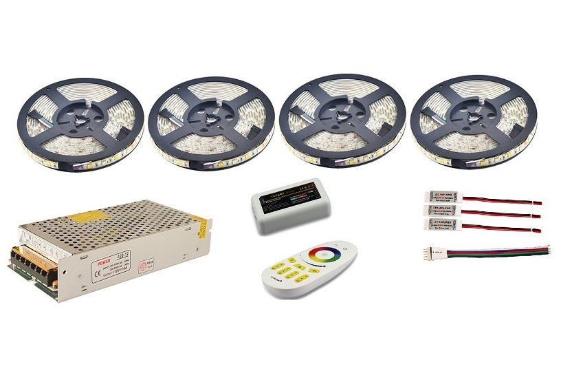 LED strip set 1